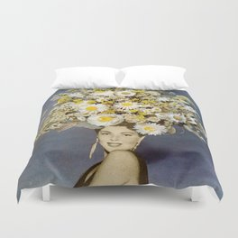 Floral Fashions Duvet Cover
