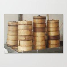 Dim Sum Canvas Print