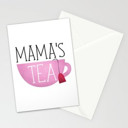 Mama's Tea Stationery Cards