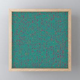Hieroglyphics HOT Framed Mini Art Print