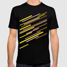 Speed SMALL Black Mens Fitted Tee