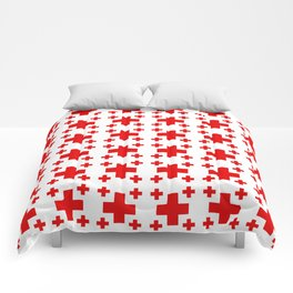 Jerusalem Cross 1 Comforters