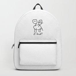 it Gud? Backpack