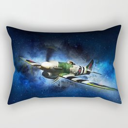 Hawker Typhoon Rectangular Pillow