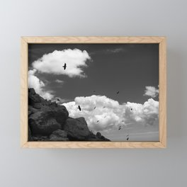 Murder Framed Mini Art Print
