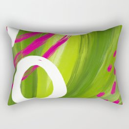 Dancing in the Meadow Rectangular Pillow