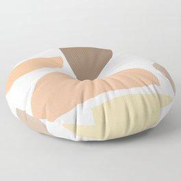 Modern Lovin  Floor Pillow