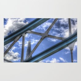 Metallic London Rug