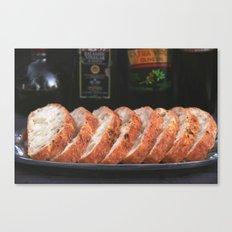 A Fresh Loaf Canvas Print