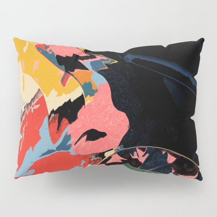 Half past black hour Pillow Sham