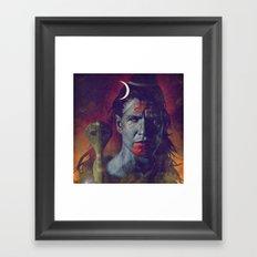 Eternal God Framed Art Print
