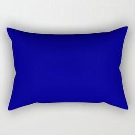 Navy Rectangular Pillow