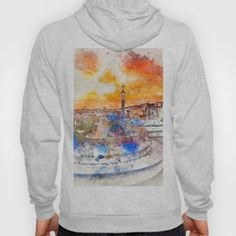 Barcelona, Parc Guell Hoody