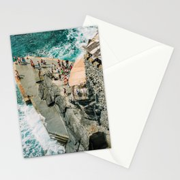 """Travel photography print """"Rocky Beach"""" photo art made in Italy. Art Print Stationery Cards"""