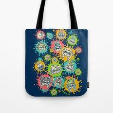 Splat Festival Tote Bag