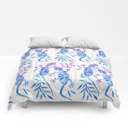Geckos – Indigo Palette Comforters