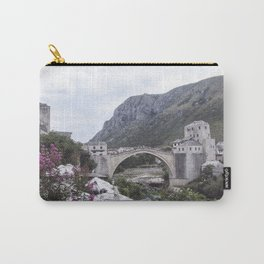 Mostar BiH III Carry-All Pouch