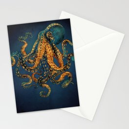 Underwater Dream IV Stationery Cards