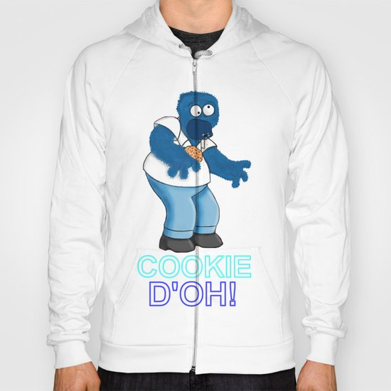 COOKIE D'OH! Hoody