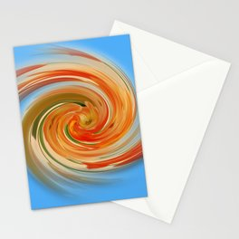 The whirl of life, W1.7C Stationery Cards