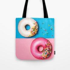Donut wall Tote Bag