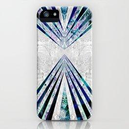 GEO BURST III iPhone Case