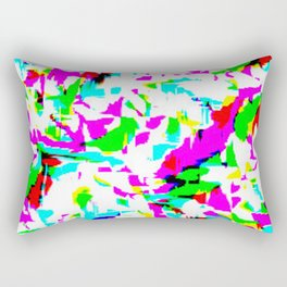 Speckled Stardust Rectangular Pillow