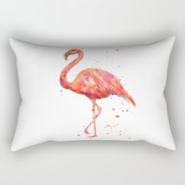 Strawberry Showgirl Rectangular Pillow