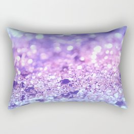 Summer Unicorn Girls Glitter #2 #shiny #pastel #decor #art #society6 Rectangular Pillow