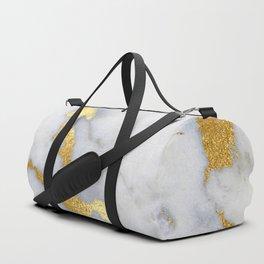 Italian gold marble II Duffle Bag