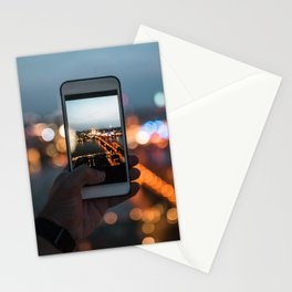 Picture of a picture - Cologne, Germany Stationery Cards