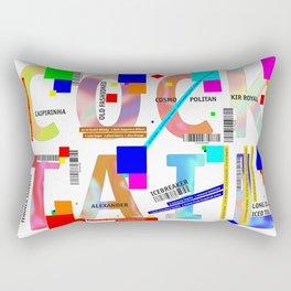 Cocktail - C O C K T A I L Rectangular Pillow