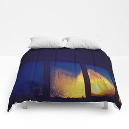 Fogged Perspective Comforters