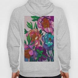 Floral Lines 1 Hoody