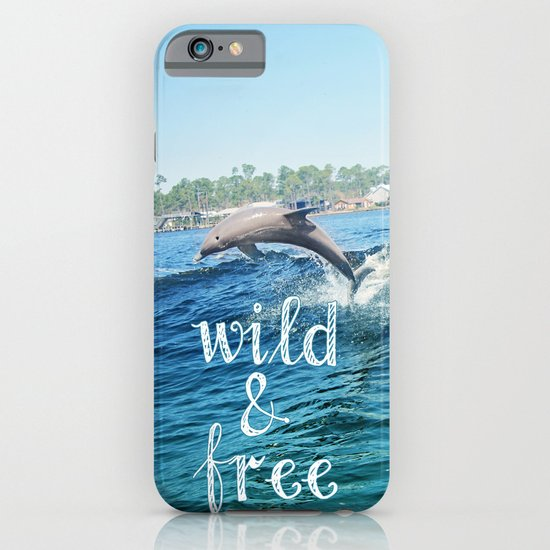 Wild & Free iPhone & iPod Case