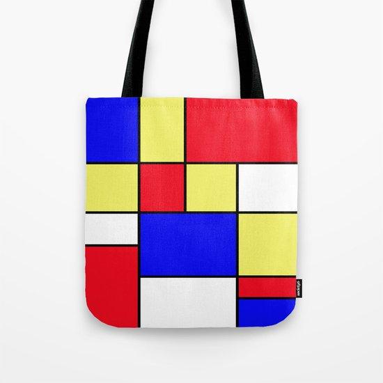 Abstract #412 Tote Bag