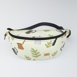brewing pattern Fanny Pack