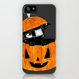 You Can't See Me.. iPhone Case