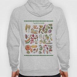 Vegetable Encyclopedia Hoody