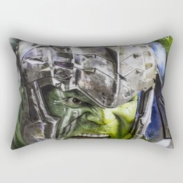 Hulk Ragnarok Rafart Rectangular Pillow