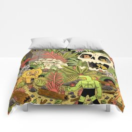 The Jungle Comforters