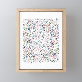 ede Framed Mini Art Print
