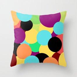 Festa da decoração moderna Throw Pillow