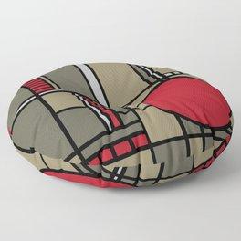 Classic Prairie Style Floor Pillow