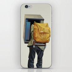 Booth iPhone & iPod Skin
