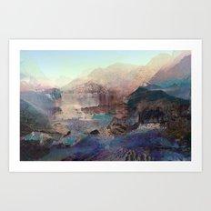 Untitled 20140511x Art Print