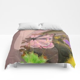 Bastiment Concord Flower  ID:16165-003155-40511 Comforters