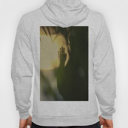 A Lonely Hand, wrist, in shadow, dark and light Hoody