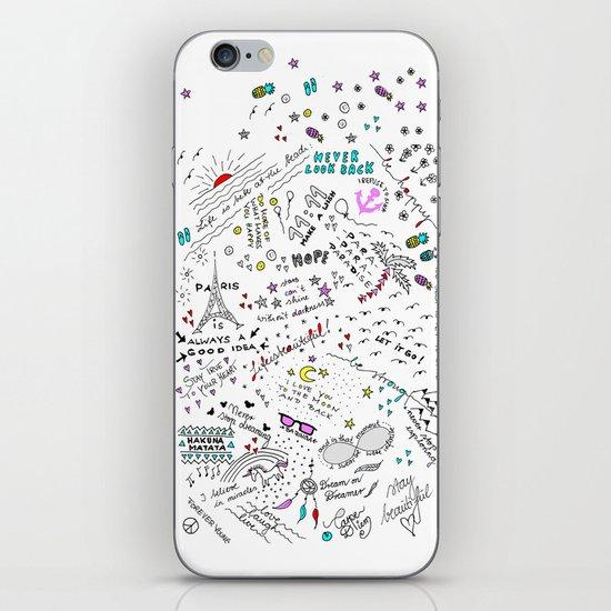 ALL IN ONE iPhone & iPod Skin