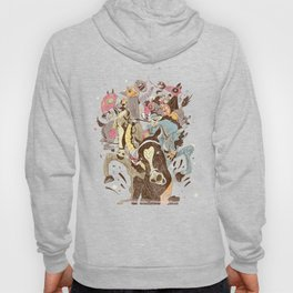 The Great Horse Race! Hoody